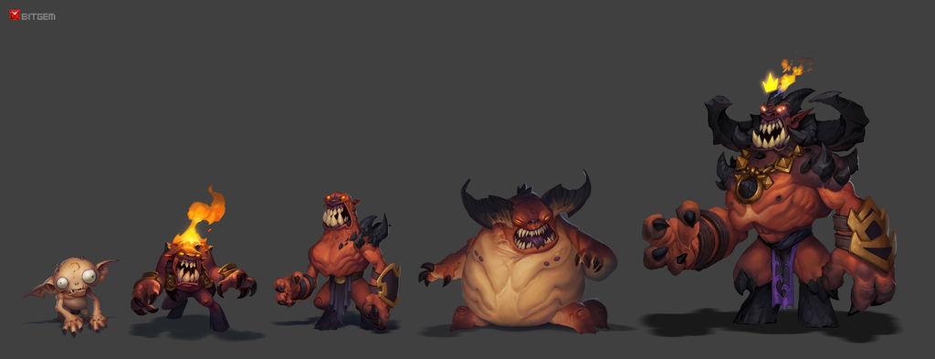 All Demons by Gimaldinov