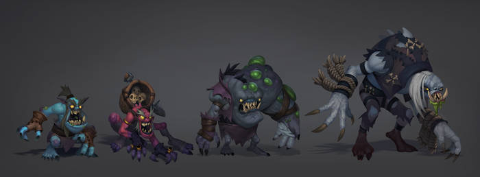 Ghoul Crew by Gimaldinov