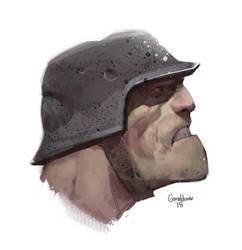 AsAs Soldier by Gimaldinov