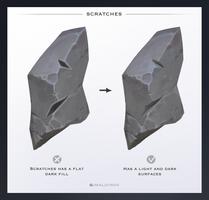 Scratches by Gimaldinov