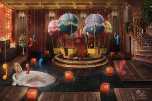 Dream Spa Salon Extravaganza by samaposebe