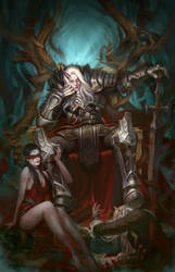 Return of the Dark Prince by babeskull16