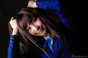 Yui Hirasawa by KiraHokuten