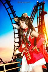 Rin Tohsaka - Kaleido Ruby II by KiraHokuten