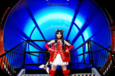 Rin Tohsaka - Kaleido Ruby III by KiraHokuten