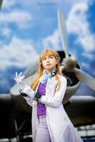 Relena Peacecraft by KiraHokuten