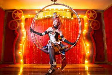 Lovelive - Maid Idolized - Maki by KiraHokuten