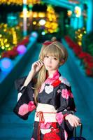 Love Live! Cotton Candy - Kotori by KiraHokuten