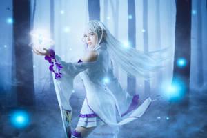 Re:Zero - Emilia by KiraHokuten