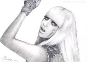 Lady Gaga by IPPO-Lita