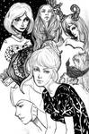 Little sketchdump by IPPO-Lita