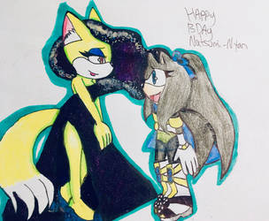 An (EXTREMELY) late bday gift for Natsumi-Nyan by KimmmbaUnicorn
