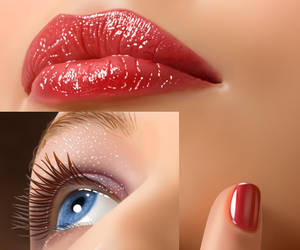 Beauty detail by mahirates