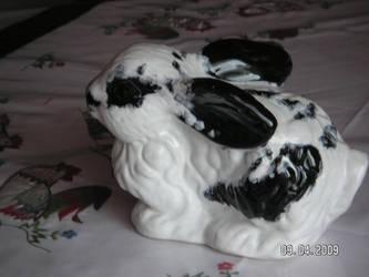 rabbits otherside by edxart