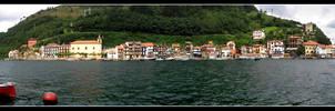 Puerto de San Sebastian by Buttercookie