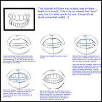 Mini  teeth tutorial by RaSen