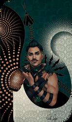 Dorian tarot by RaSen