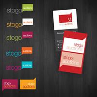logo + identity : STOGO by vanityclaire