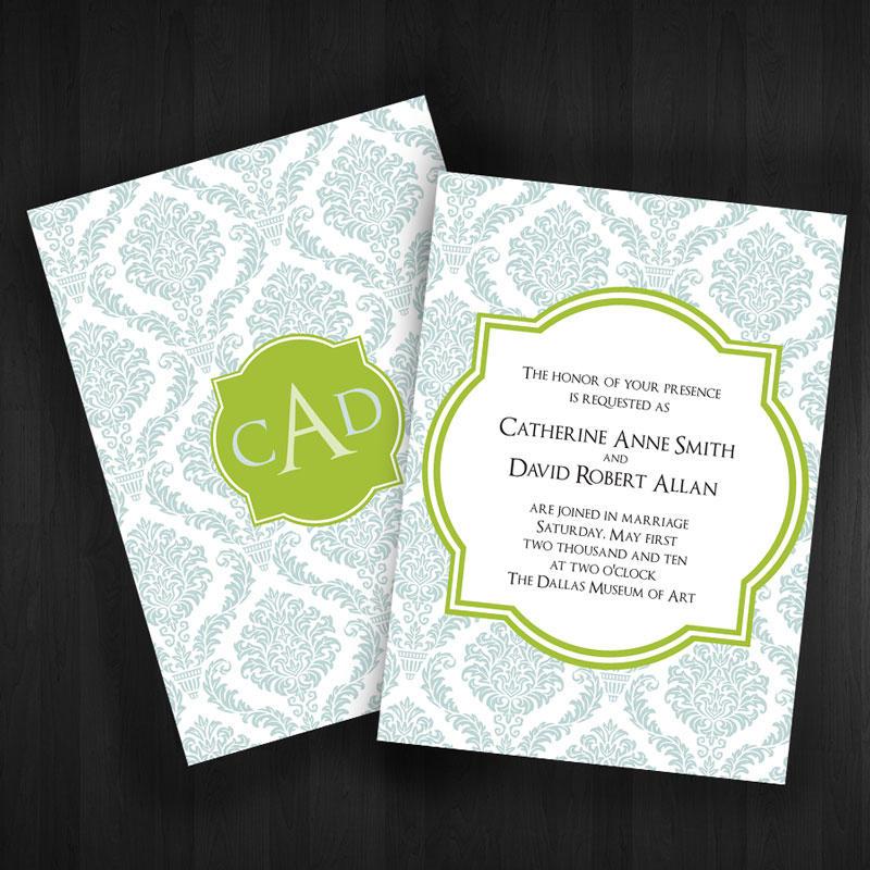 Wedding Invitation : 03 by vanityclaire