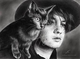 Pete Doherty by myAtta-art