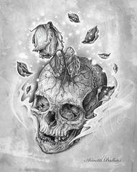 Fading Life by myAtta-art
