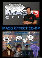 MASS EFFECT 3 CO-OP by SH1ft-R