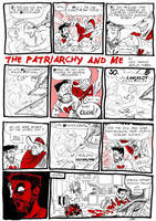 The patriarchy and me by LaysFarra
