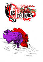 Cover Les Inacheves by LaysFarra