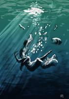 Nightswimming by LaysFarra