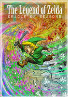 The Legend of Zelda : Oracle of Seasons by LaysFarra