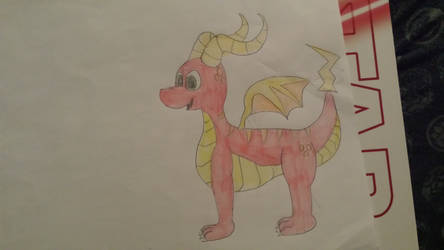 Syroko the dragon by MathewH88