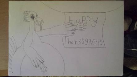 Thanksgiving Turkey by MathewH88