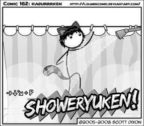 Comic 162: Hadurrrken by lolwebcomic