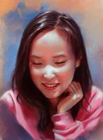 Yang Mei by ilovepumpkin2014