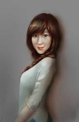 Girl by ilovepumpkin2014