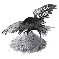 Falling-ashes-logo by iamversatility