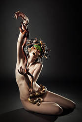 Medusa by Aisii