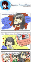 Kagerou Project Meme by Miyako1220