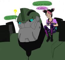 request Bulkhead Miko by awkward-dark-nerd