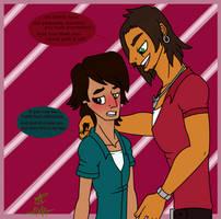 Total Drama: AleNoah by awkward-dark-nerd