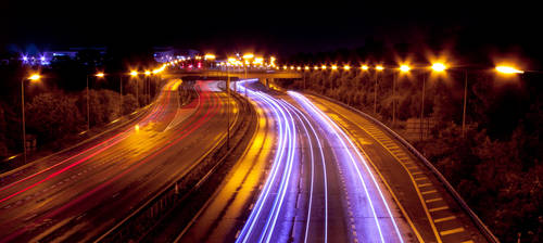 Motorway Lights by rcp5000