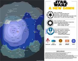 Star Wars: A New Dawn by Xanthoc