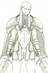 Undine of the Twin Sword by BTrinidad