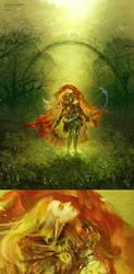 ELF by blazewu