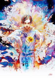 Sunflower by blazewu