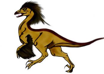 Velociraptor by Mel-L92