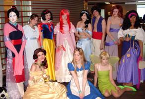 Disney Princess by rantasalo