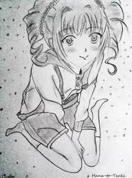Kawaii girl ! by Hana-to-Tsuki