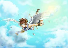 .: To The Skies :. by Pepperoonie