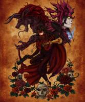 TWFF: Vincent Valentine by Pepperoonie